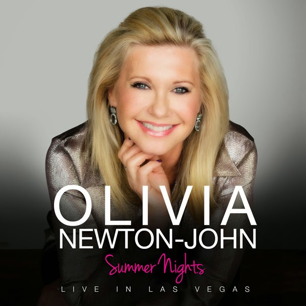 Olivia Newton John To Release Quot Summer Nights Live In Las
