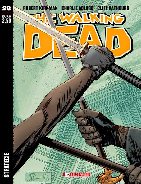 The Walking Dead #28 - Strategie