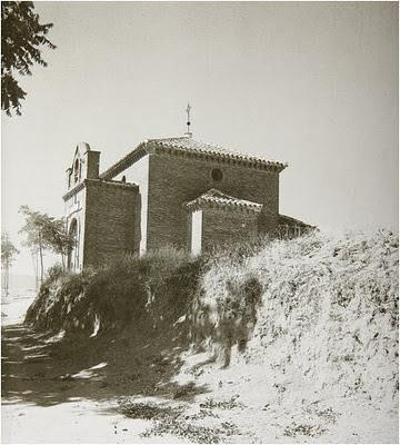 Abuelohara Leganes ermita de San Cristobal