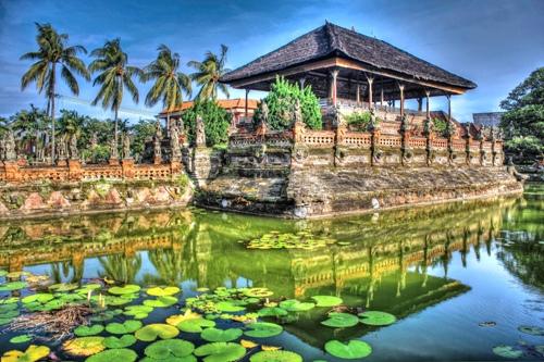 Kertha Gosa Gili Park Bali