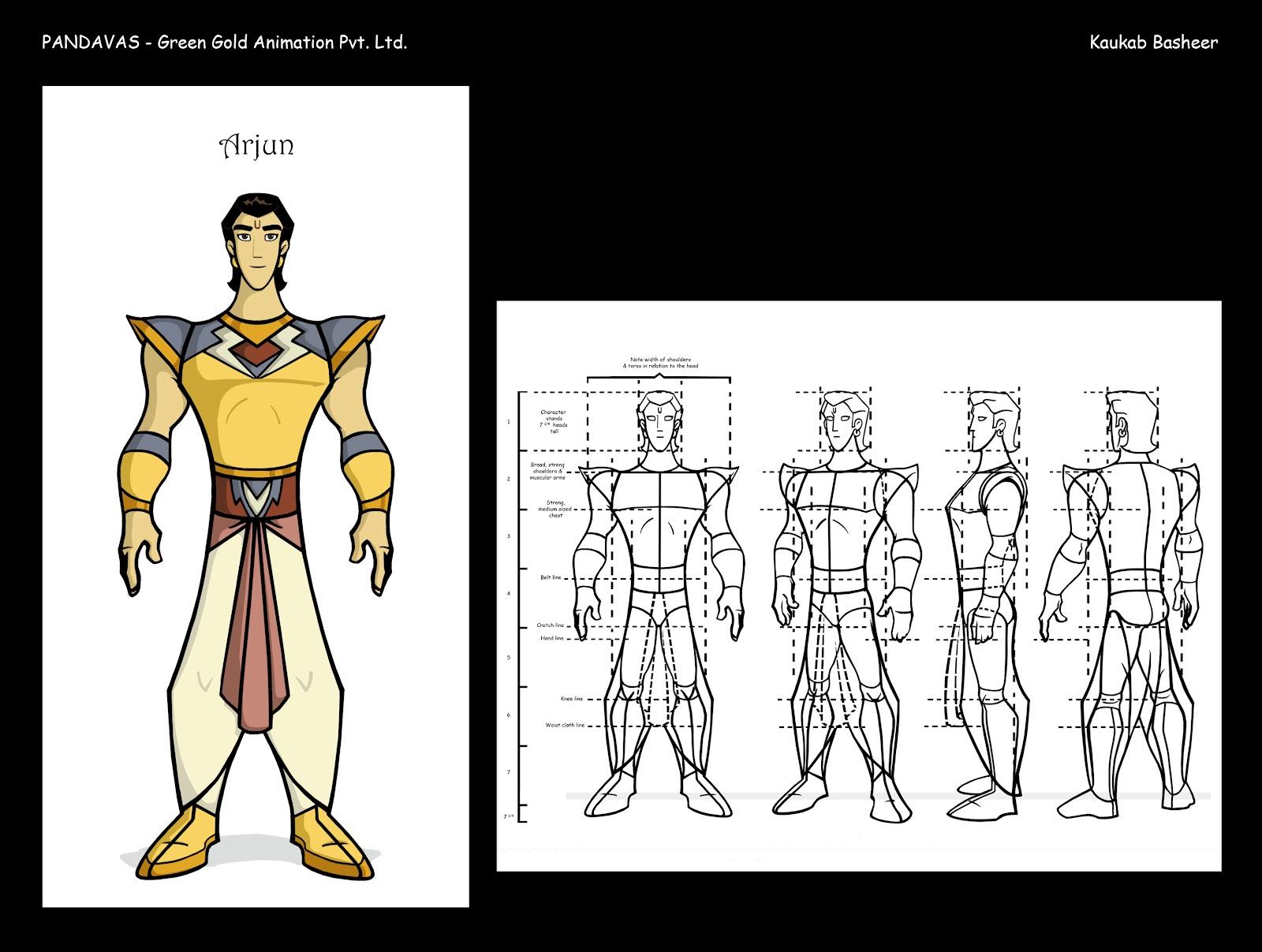 Character Design Work : Kaukab s portfolio character designs professional work