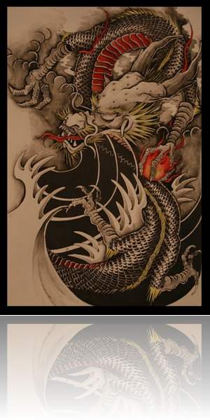 pergsolreli chinese dragon tattoo meaning. Black Bedroom Furniture Sets. Home Design Ideas