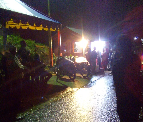 Peresmian Kamtibmas Jorong Guguak Tinggi Berjalan dengan Lancar