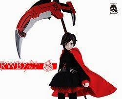 RWBY Ruby Rose