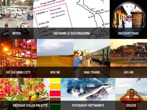 Tutti i colori del Vietnam