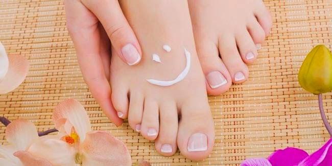cara menghaluskan tumit kaki