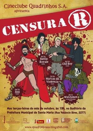 5º Cineclube Quadrinhos S.A. (2012)