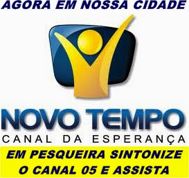 CANAL 05 NOVO TEMPO PESQUEIRA
