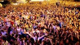 Evento evangélico reúne mais de 50 mil na orla de Piedade