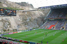 Portugal, Braga Stadium