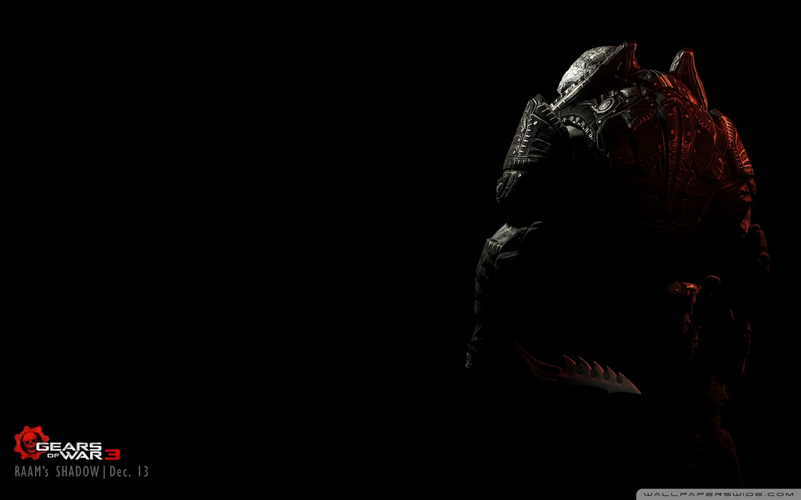 Gears of War HD & Widescreen Wallpaper 0.366918558841174