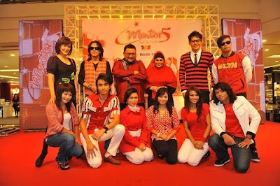 Mentor 5 2011 proteges list. Showcase Mentor 5 concert in Shah Alam