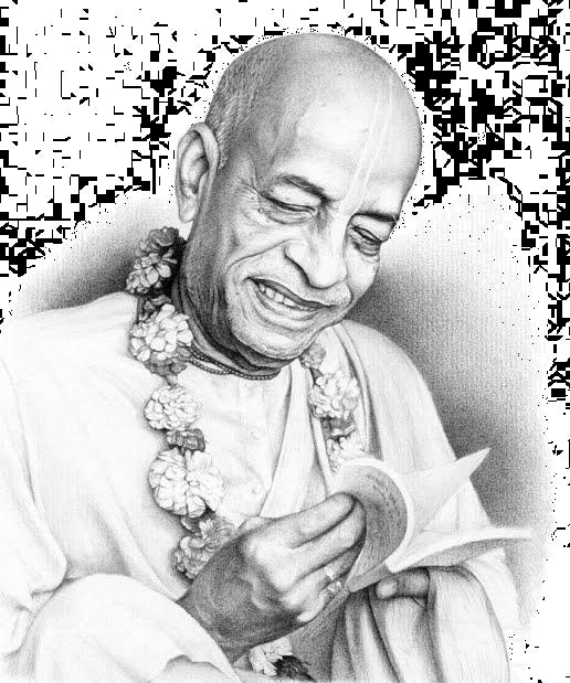 His Divine Grace A.C. Bhaktivedanta Prabhupada