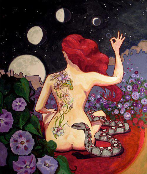 Favole, miti e racconti mestruali