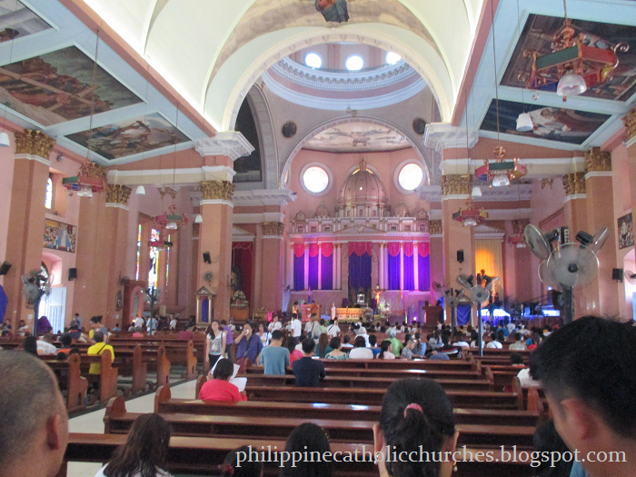 Minor Basilica of St. Lorenzo Ruiz and Our Lady of the Most Holy Rosary Parish (BINONDO CHURCH), Manila, Philippines