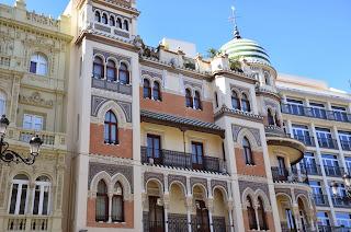 Avda. Constitución - Sevilla