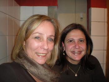 Eu e Simone!!! Amiga muito querida!!!