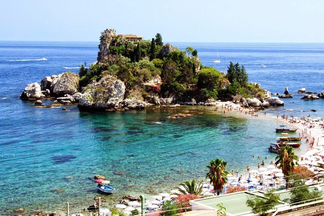 Isola Bella, Taormina (Sicily)