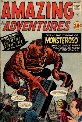Amazing Adventures  #5, Monsteroso