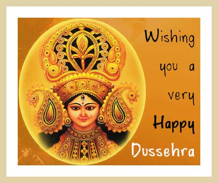 Download Dussehra greetings cards free