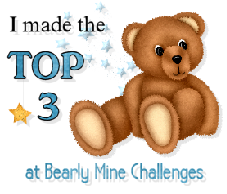 May 2012 - Bearly Mine Top 3