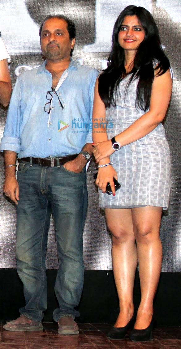 Promotions of film 'W' at Navi Mumbai International Film Festival