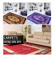 Buy Carpets upto Extra 50% Cashback For Paytm
