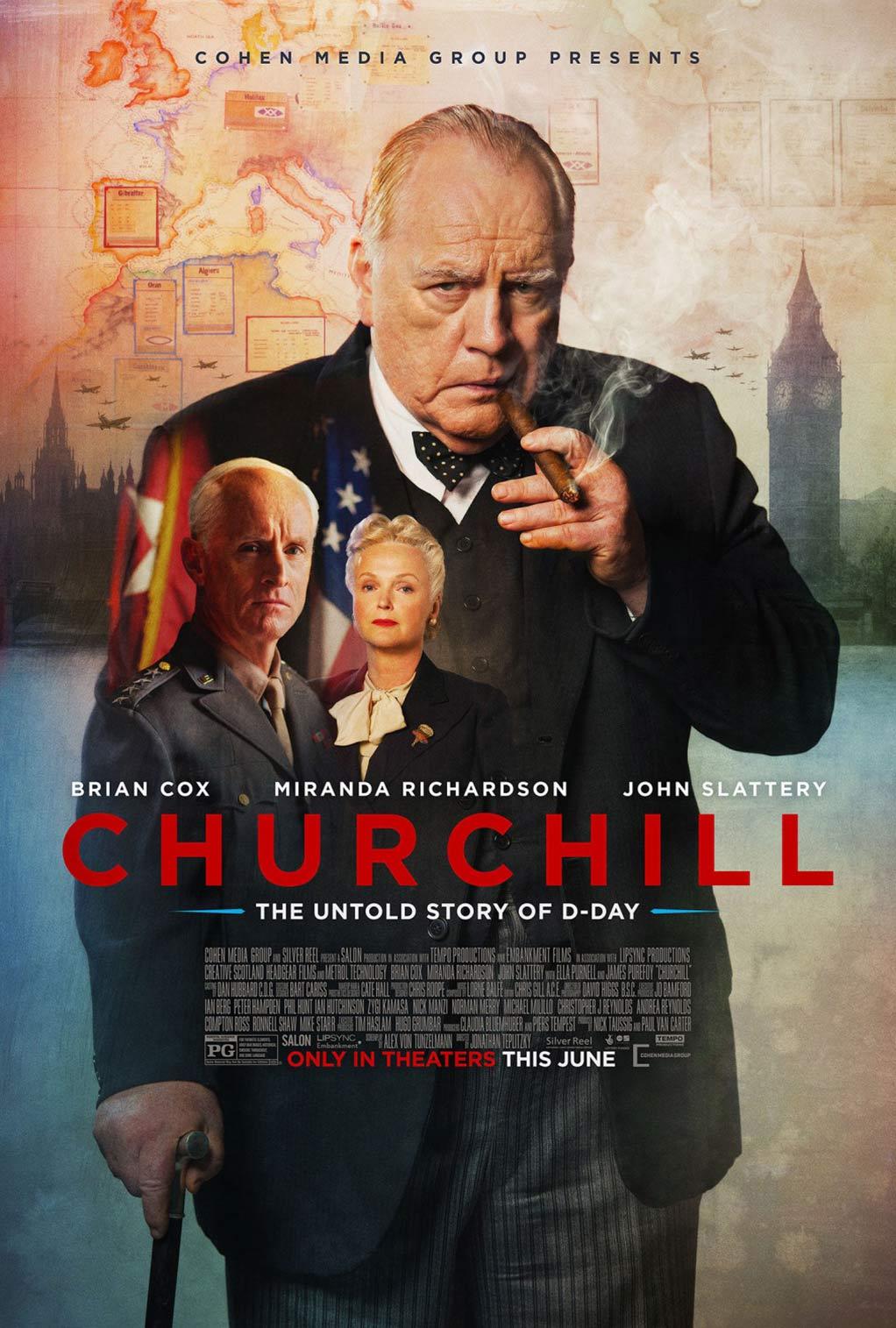 Churchill 2017 Dublado