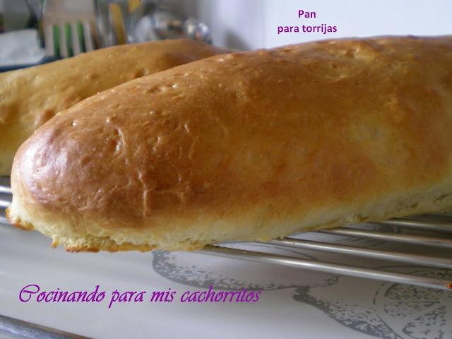 Pan para torrij...