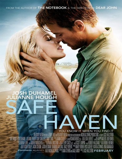 Ver Safe Haven (Un lugar donde refugiarse) (2013) Online