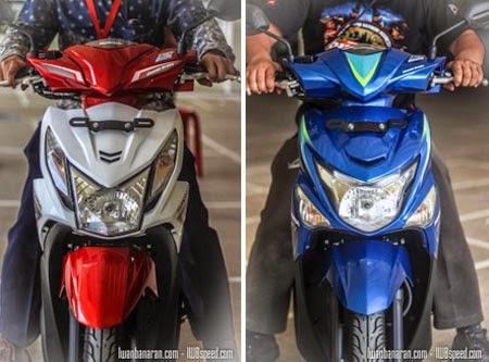 Perbedaan Honda BeAT eSP dan BeAT POP