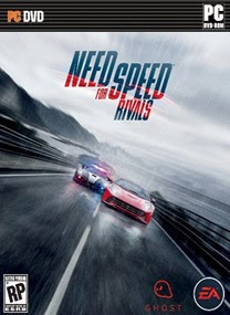 Need For Speed Rivals pc game cover Need For Speed Rivals Cracked P2P