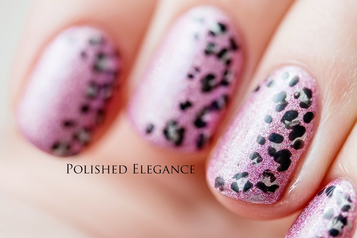 Polished Elegance nail art blog