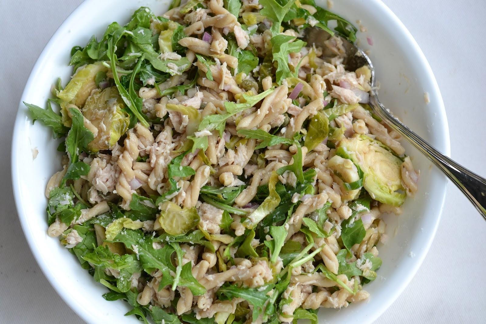 Type A Kitchen: Warm-Weather Tuna Macaroni Salad