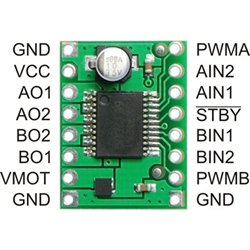 TB6612FNG motor driver