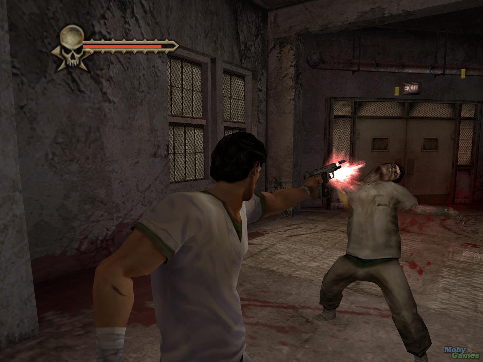 Evil Dead Regenration Game