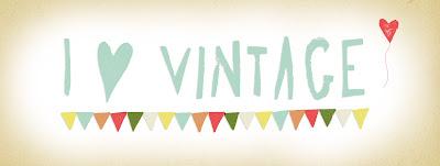 DIY - Tampons I Love Vintage par La puce au grenier