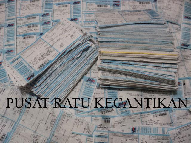 NO TIPU TIPU, INI BUKTI PENGIRIMAN VIA JNE KESELURUH WILAYAH INDONESIA