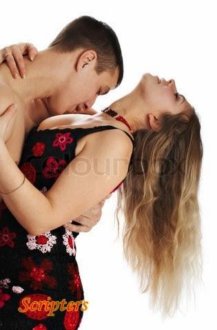 6 Bahagian Tubuh Yang Wanita Suka Untuk Dicium