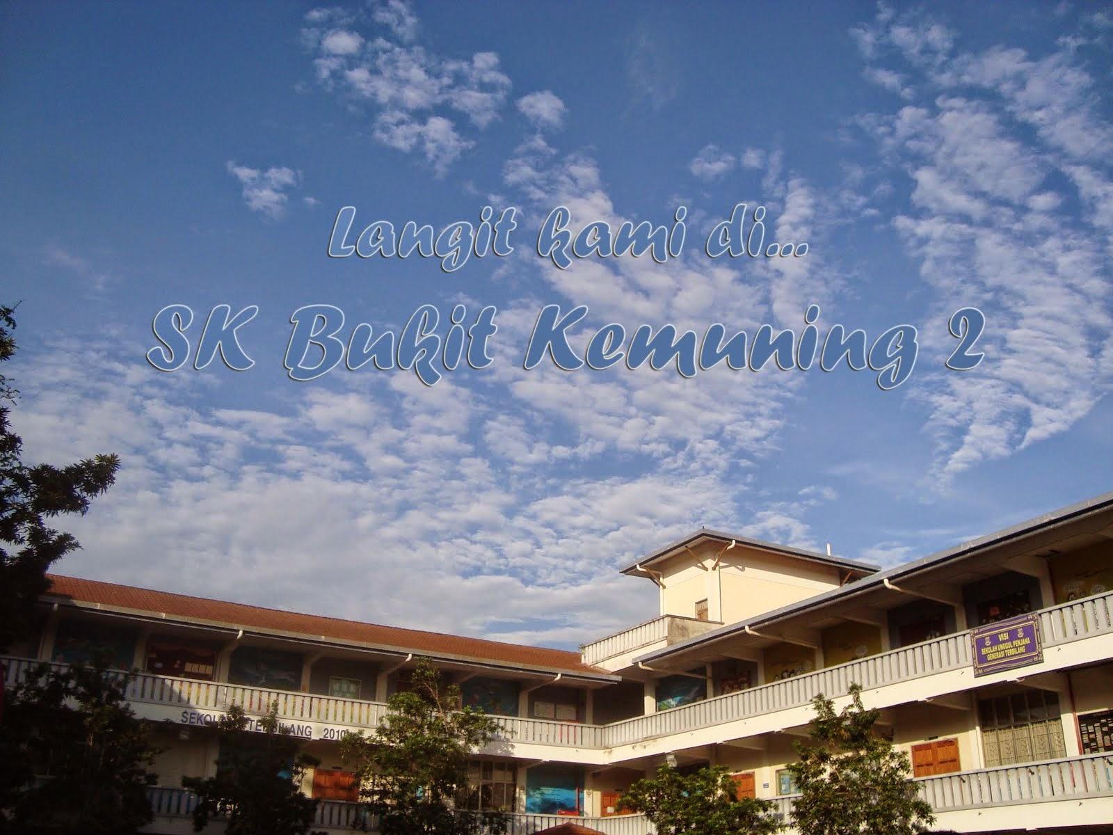 SK BUKIT KEMUNING 2