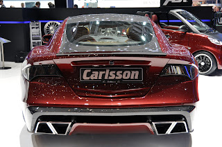 Chinese take majority stake in German tuner Carlsson