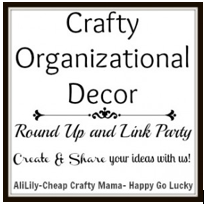 crafty organization decorating ideas