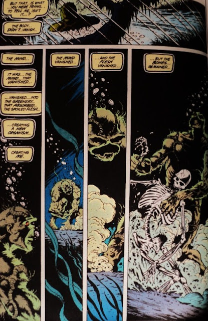 Saga of the Swamp Thing # 28, 29 30 - Moore, McManus Bissette