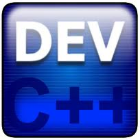 the icon after downloading the devcpp