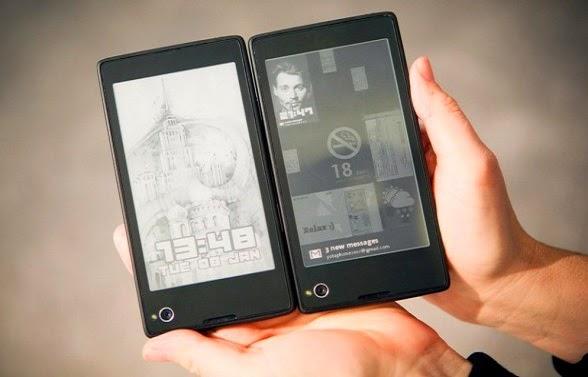 هاتف جديد بشاشتين يشعل المنافسة يوتافون 2