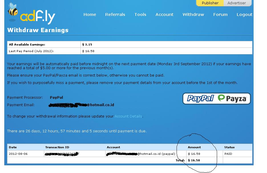 Forex paradise payment proof