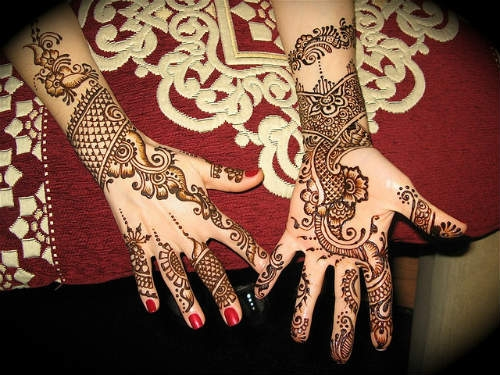Mehndi For Lags : Simple mehandi designs for hands and legs arabic bridal atoz