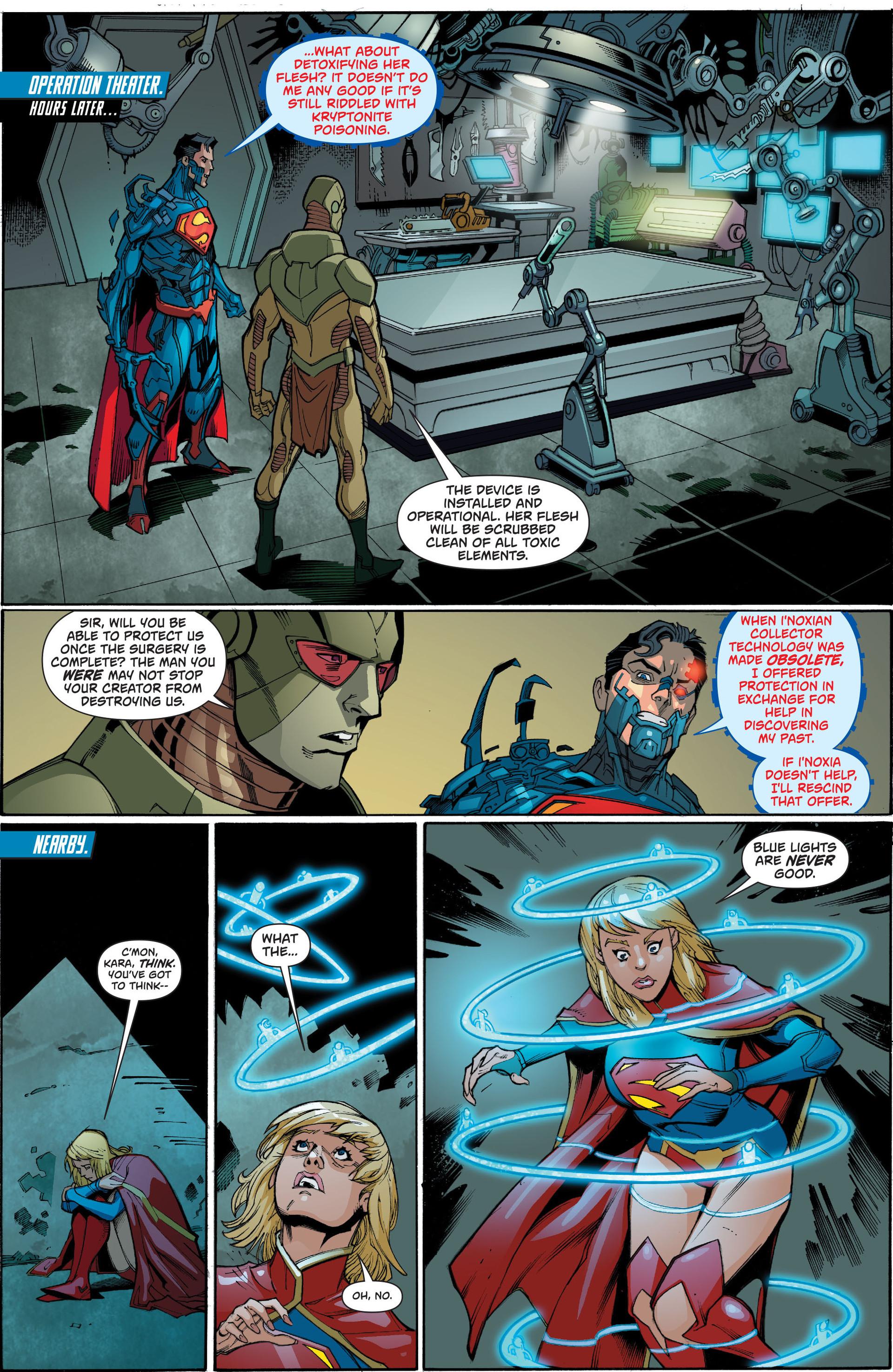 Supergirl (2011) Issue #23 #25 - English 15