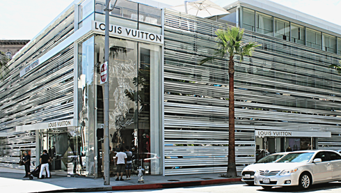 beverly hills rodeo drive louis vuitton