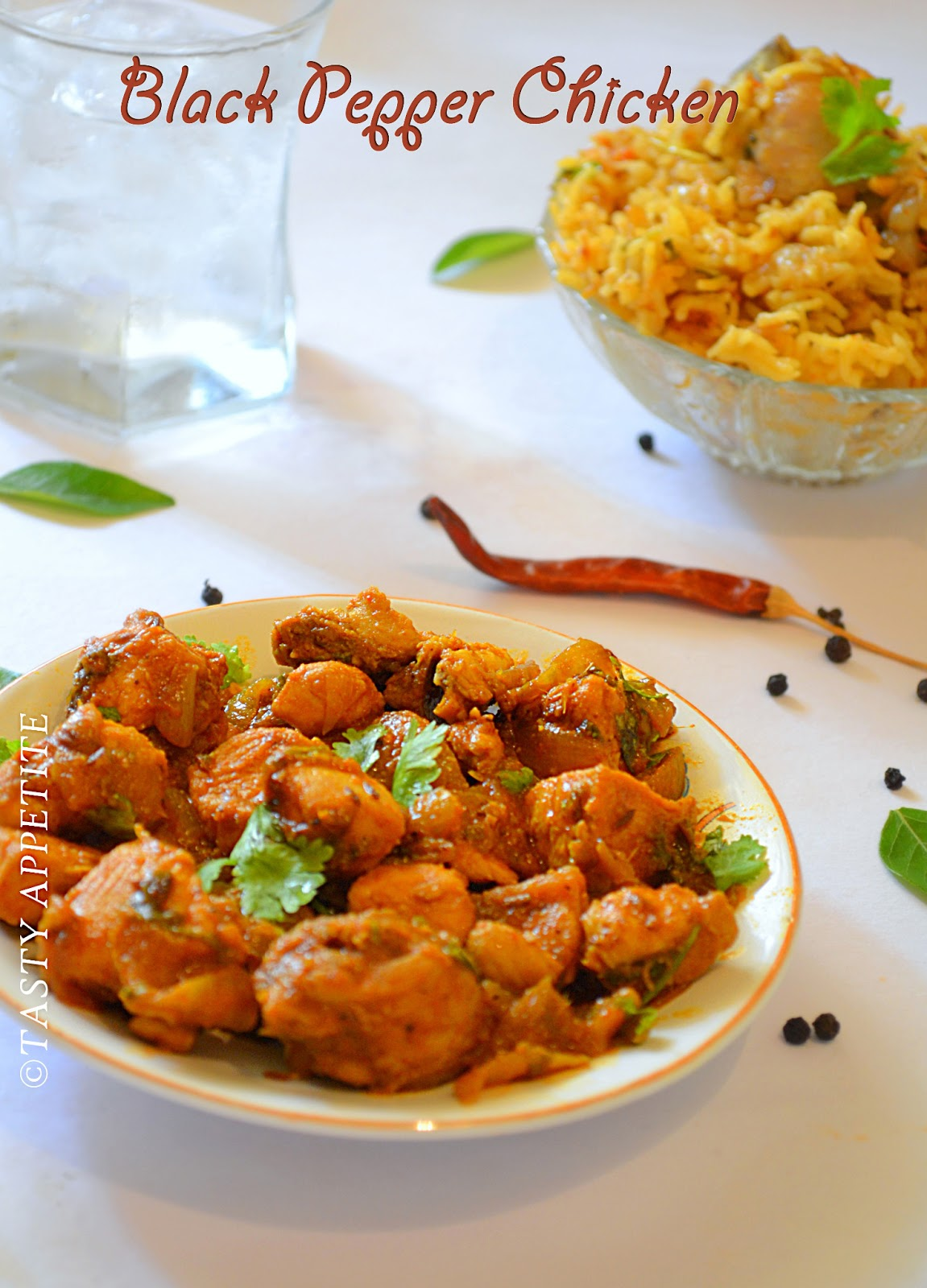 How to make murgh kali mirch indian black pepper chicken forumfinder Image collections